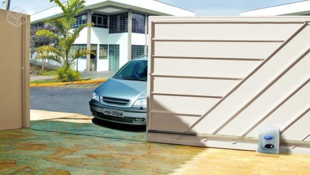Automação de Portões Deslizantes, Basculantes e Pivotante