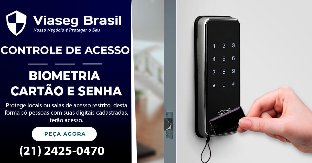 Controle de acesso com biometria, cartao, senha, tag veicular e catraca