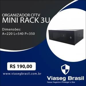 Rack para DVR 3U