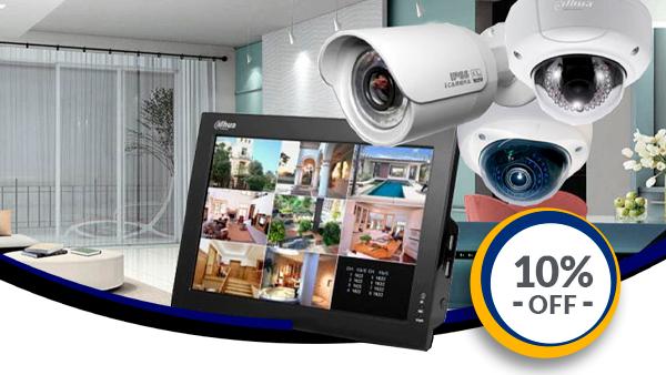 Sistema de CFTV Viaseg Brasil